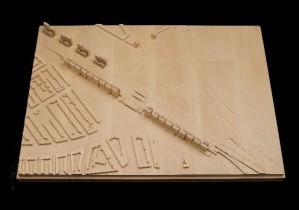 Zoekresultaten voor maquette and model and technieken gezaagd museum rotterdam - Model bibliotheek houten ...