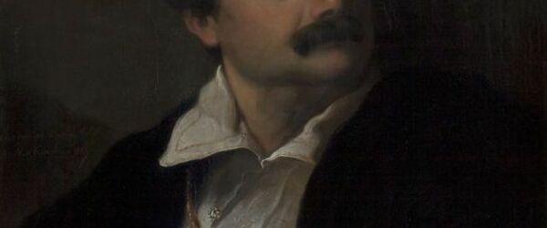 Portret van Pierre Henri Martin (1793-1882), dompteur en directeur van de Rotterdamse Diergaarde